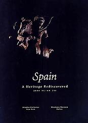 thumbnail Spain. A Heritage Rediscovered, 1992