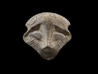 mobile version - Neolithic Idol Head