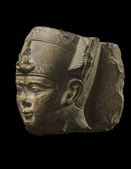 Head of Osiris