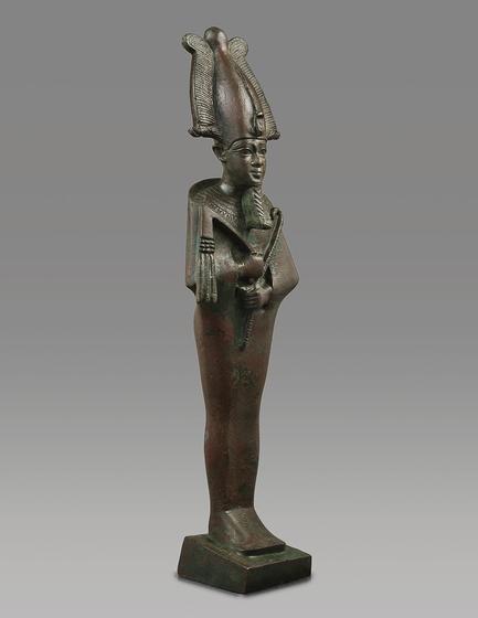 Figure of Osiris