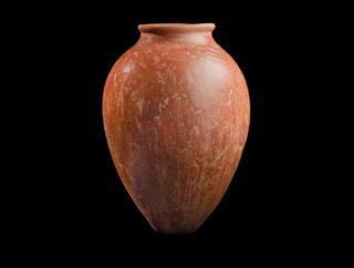 mobile version - Red-Polished Jar