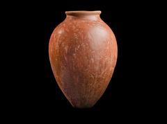 Red-Polished Jar