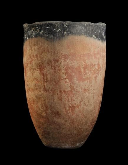 Black-Topped Jar