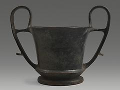 image Black-Glazed Kantharos, Type D