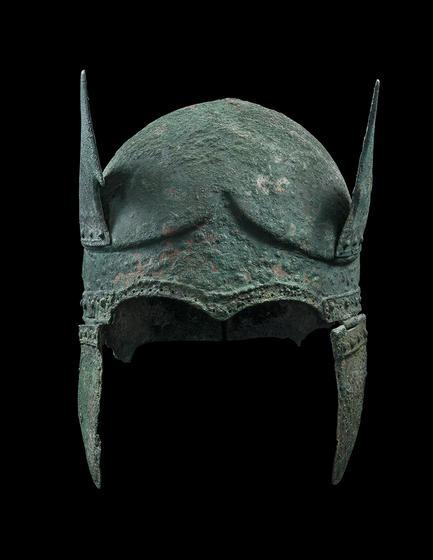Samno-Attic Helmet