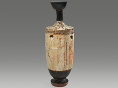 image White Ground Lekythos