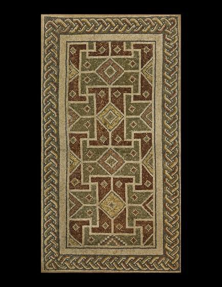 Geometric Carpet Mosaic
