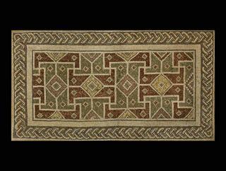 mobile version - Geometric Carpet Mosaic
