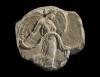 Oscillum with a Dancing Maenad