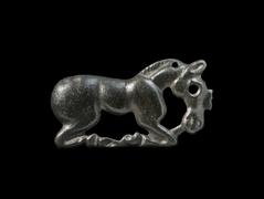 Plaque in the form of a Horse
