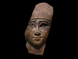 image Face from an Anthropoid Coffin